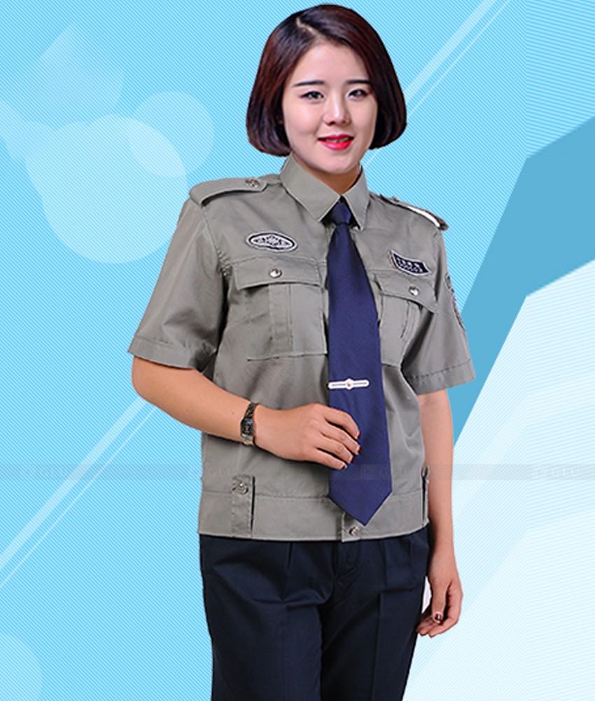 Dong Phuc Bao Ve GLU GL477
