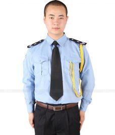 Dong Phuc Bao Ve GLU GL48 Đồng Phục Bảo Vệ