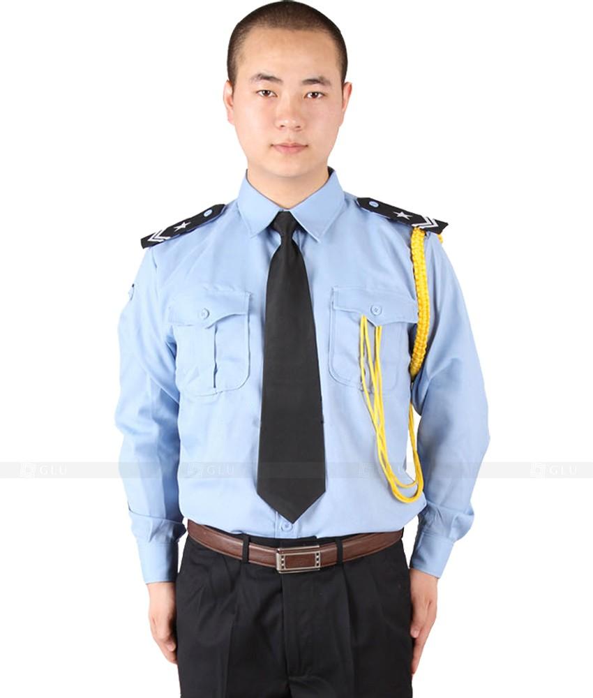 Dong Phuc Bao Ve GLU GL48