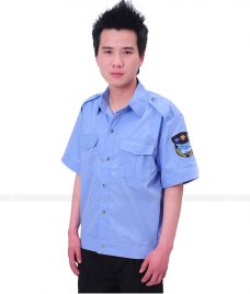 Dong Phuc Bao Ve GLU GL51 Đồng Phục Bảo Vệ