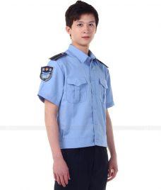 Dong Phuc Bao Ve GLU GL53 Đồng Phục Bảo Vệ