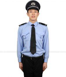 Dong Phuc Bao Ve GLU GL59 Đồng Phục Bảo Vệ