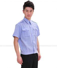 Dong Phuc Bao Ve GLU GL60 Đồng Phục Bảo Vệ