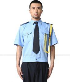 Dong Phuc Bao Ve GLU GL61 Đồng Phục Bảo Vệ