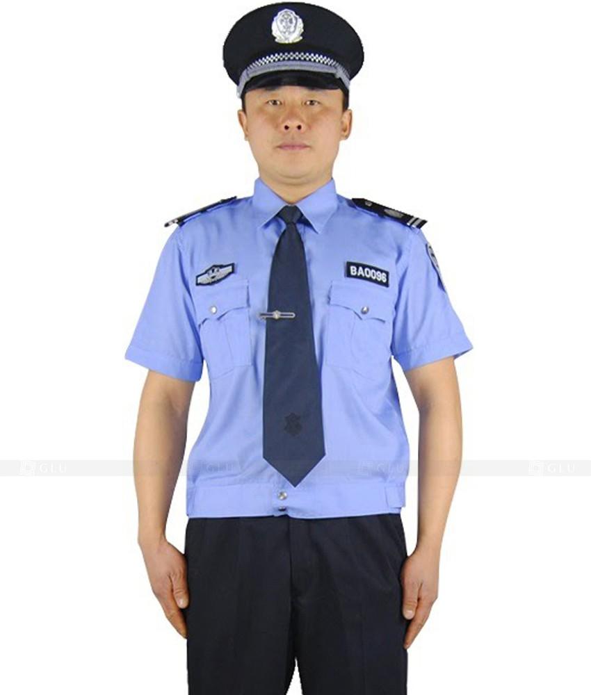 Dong Phuc Bao Ve GLU GL63