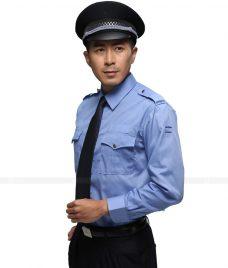 Dong Phuc Bao Ve GLU GL64 Đồng Phục Bảo Vệ