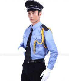 Dong Phuc Bao Ve GLU GL66 Đồng Phục Bảo Vệ