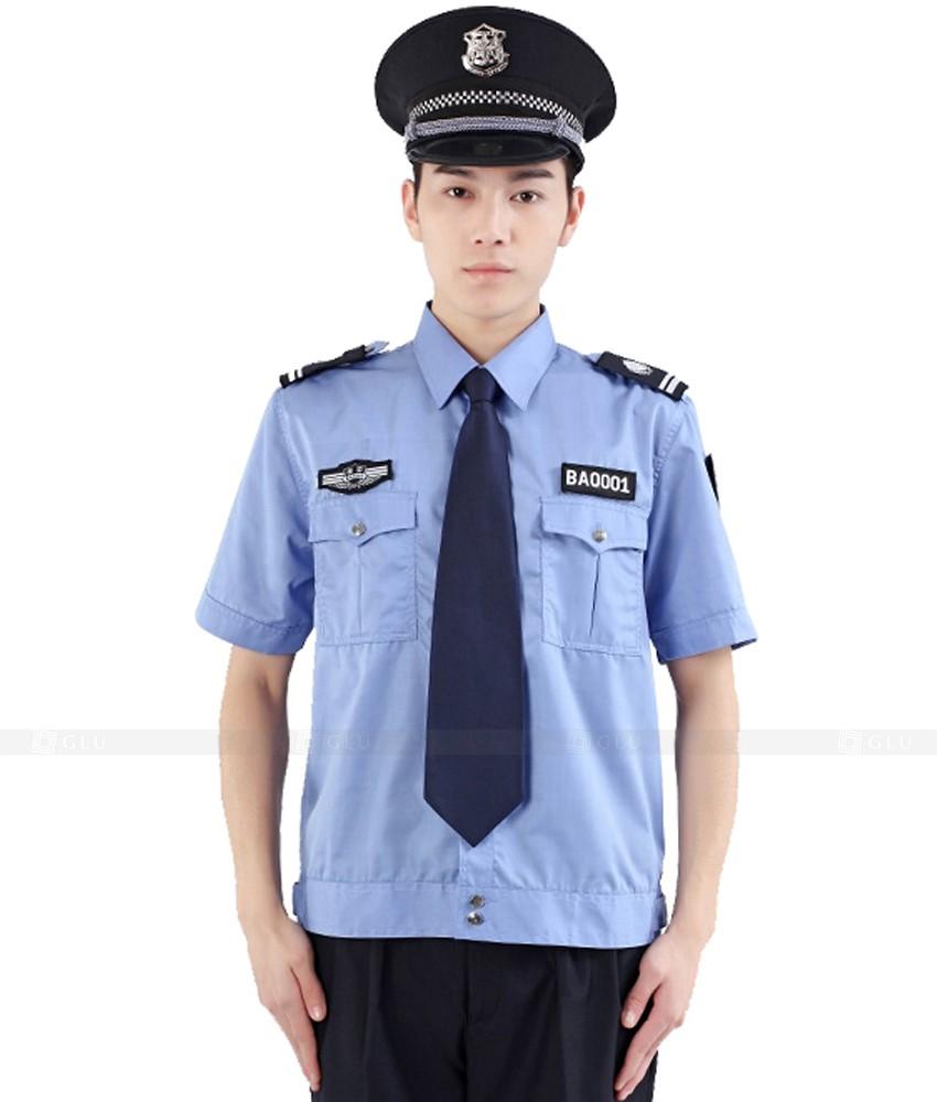 Dong Phuc Bao Ve GLU GL67
