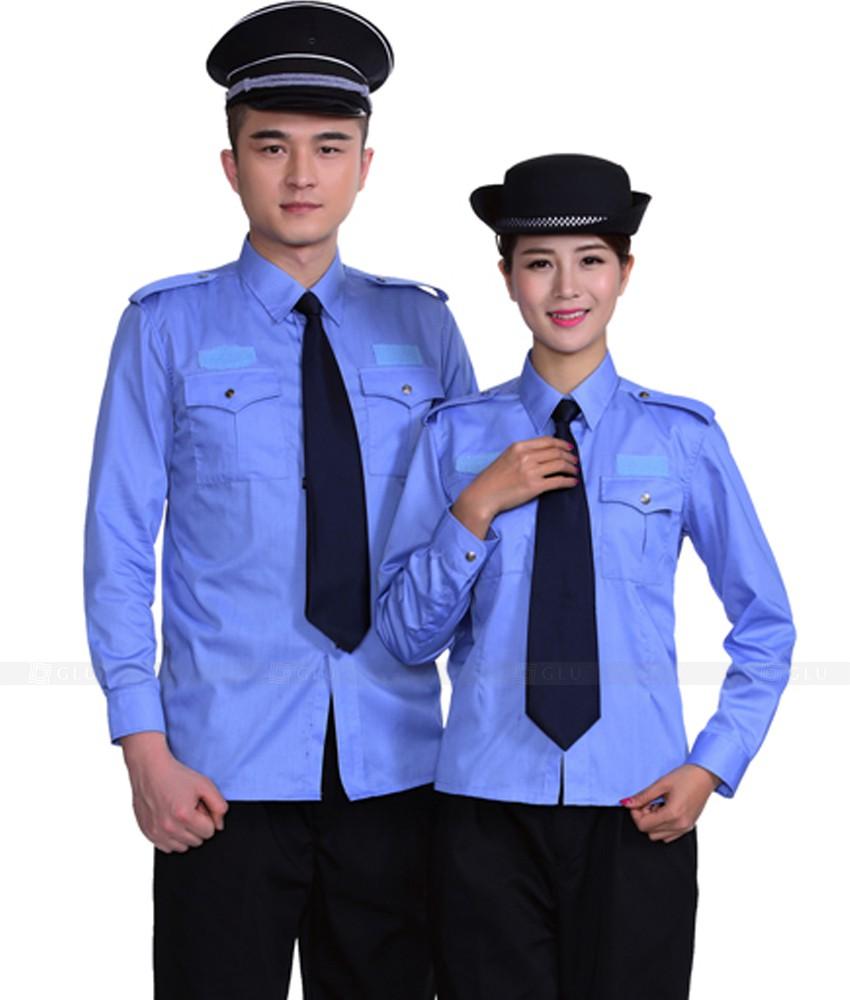 Dong Phuc Bao Ve GLU GL68
