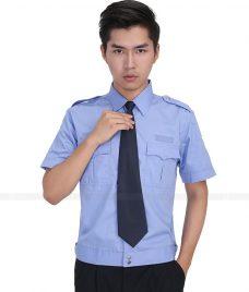 Dong Phuc Bao Ve GLU GL70 Đồng Phục Bảo Vệ