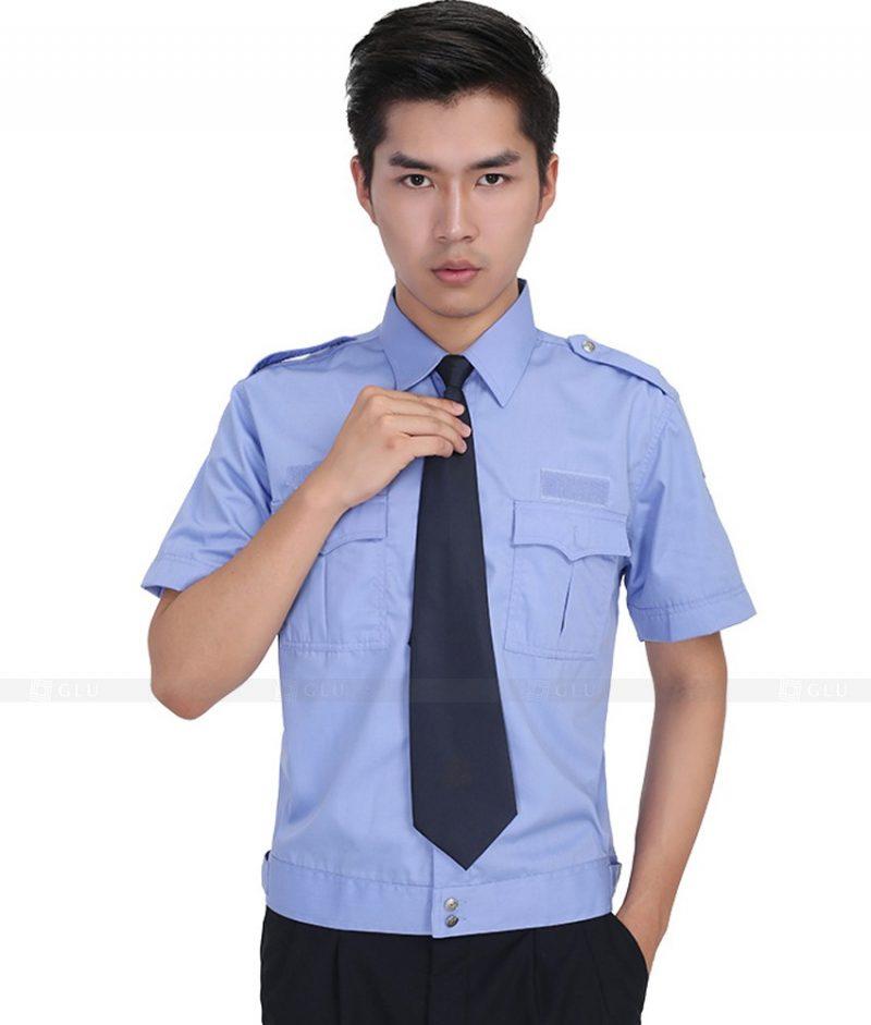 Dong Phuc Bao Ve GLU GL70
