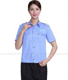 Dong Phuc Bao Ve GLU GL72 Đồng Phục Bảo Vệ