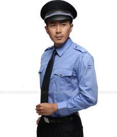 Dong Phuc Bao Ve GLU GL73 Đồng Phục Bảo Vệ