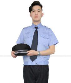 Dong Phuc Bao Ve GLU GL74 Đồng Phục Bảo Vệ