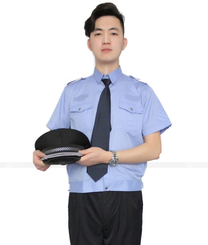 Dong Phuc Bao Ve GLU GL74