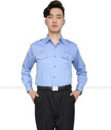 Dong Phuc Bao Ve GLU GL75 Đồng Phục Bảo Vệ