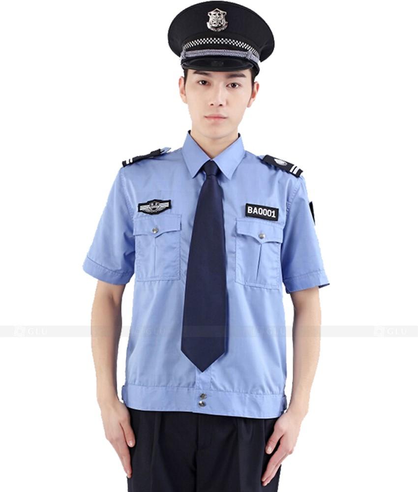 Dong Phuc Bao Ve GLU GL76
