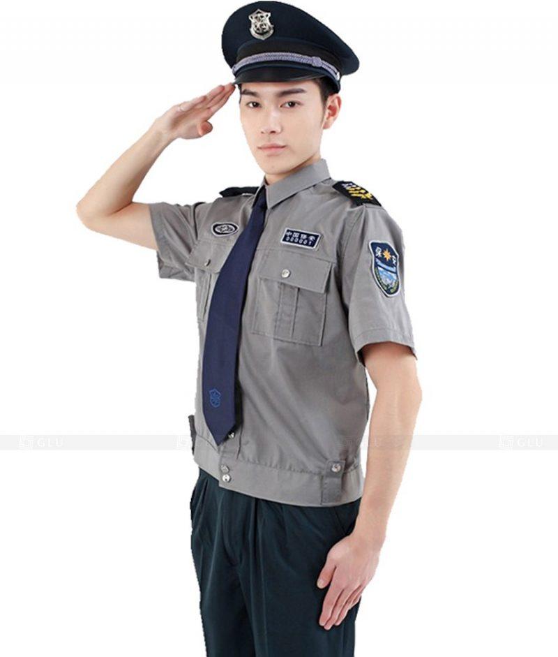 Dong Phuc Bao Ve GLU GL77