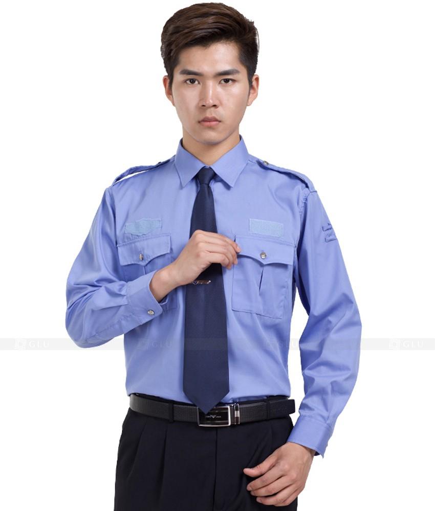Dong Phuc Bao Ve GLU GL78