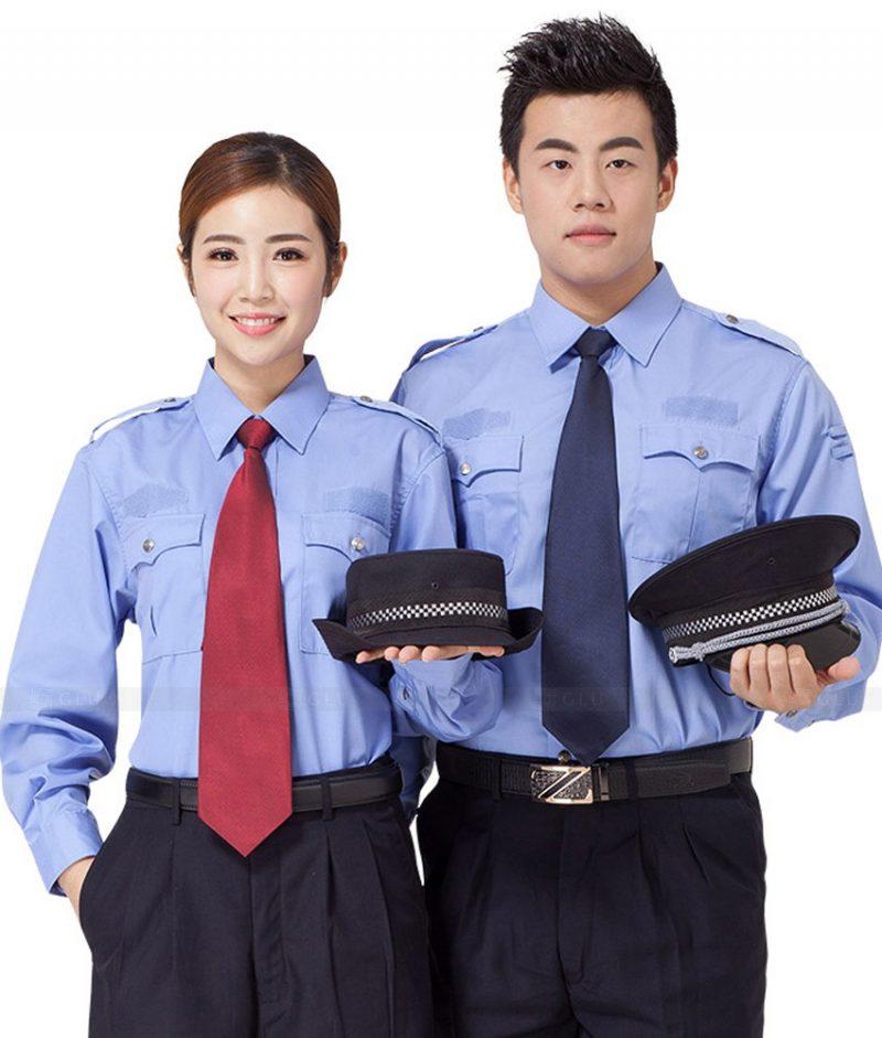 Dong Phuc Bao Ve GLU GL79