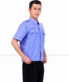 Dong Phuc Bao Ve GLU GL80 Đồng Phục Bảo Vệ