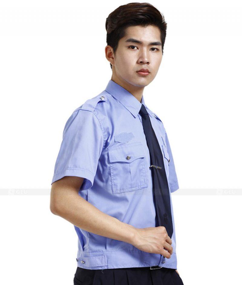 Dong Phuc Bao Ve GLU GL81
