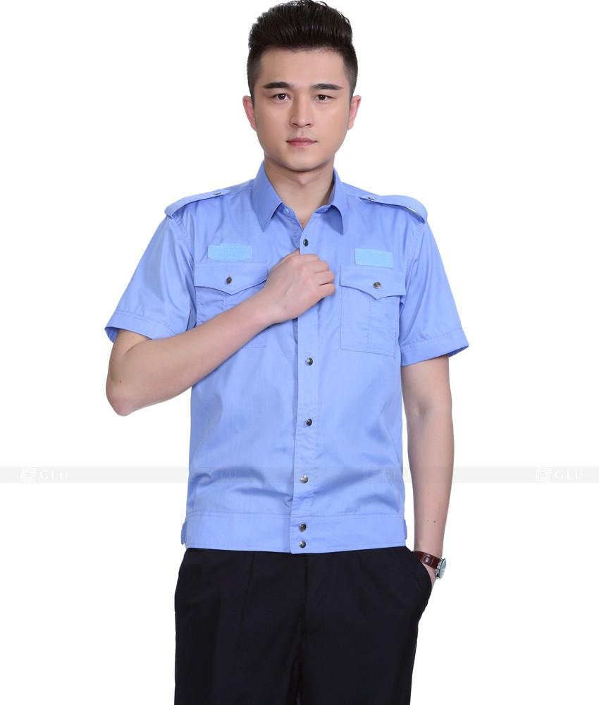 Dong Phuc Bao Ve GLU GL82