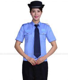 Dong Phuc Bao Ve GLU GL83 Đồng Phục Bảo Vệ
