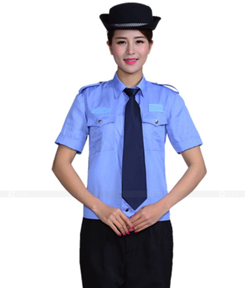 Dong Phuc Bao Ve GLU GL83