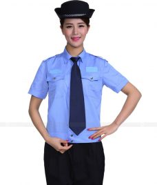 Dong Phuc Bao Ve GLU GL85 Đồng Phục Bảo Vệ