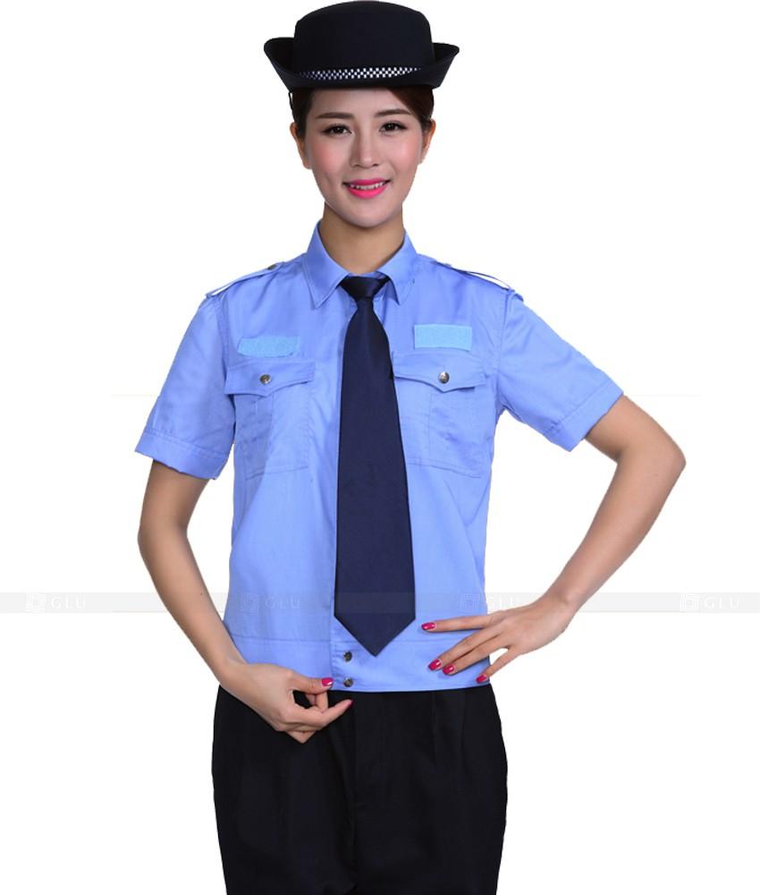 Dong Phuc Bao Ve GLU GL85