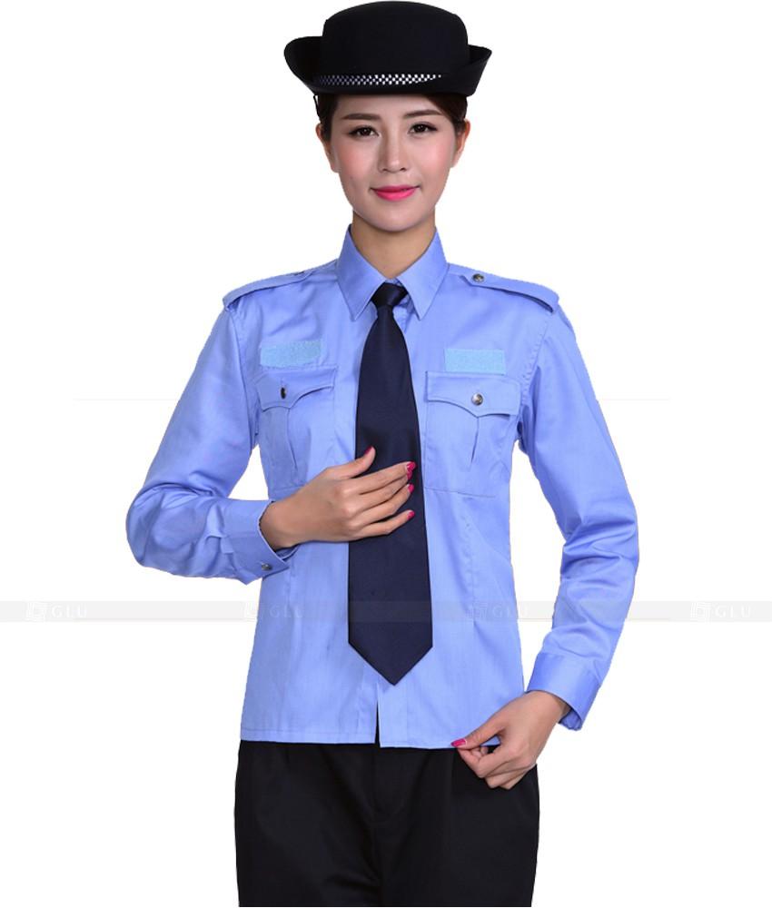 Dong Phuc Bao Ve GLU GL86