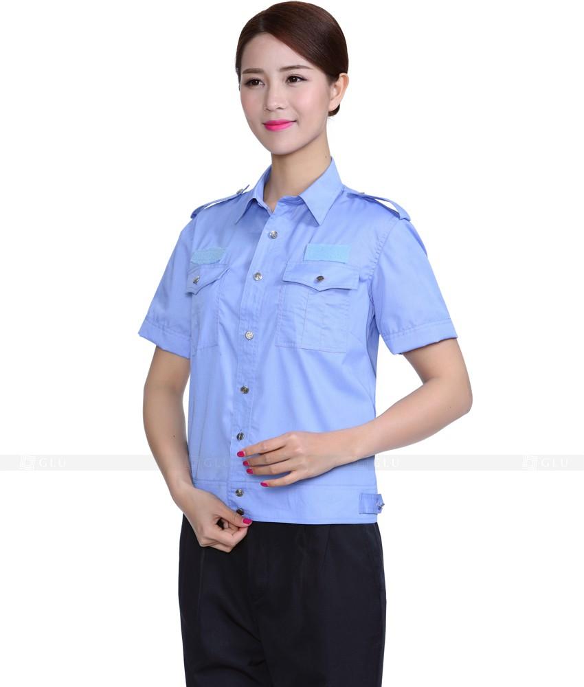 Dong Phuc Bao Ve GLU GL87