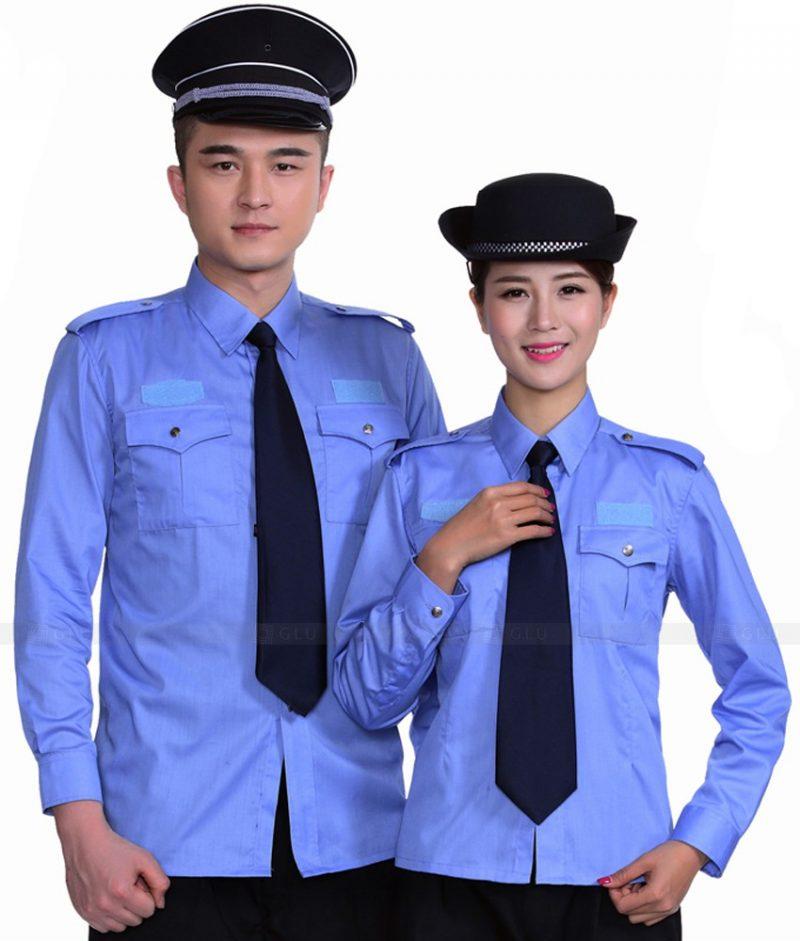 Dong Phuc Bao Ve GLU GL88