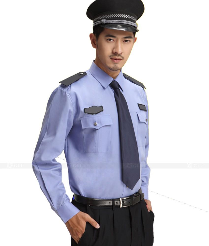 Dong Phuc Bao Ve GLU GL89