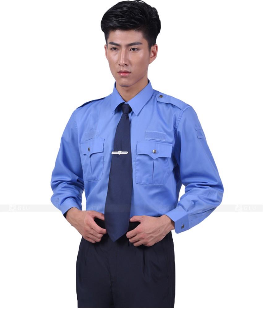 Dong Phuc Bao Ve GLU GL90
