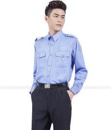 Dong Phuc Bao Ve GLU GL91 Đồng Phục Bảo Vệ