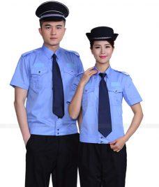 Dong Phuc Bao Ve GLU GL98 Đồng Phục Bảo Vệ