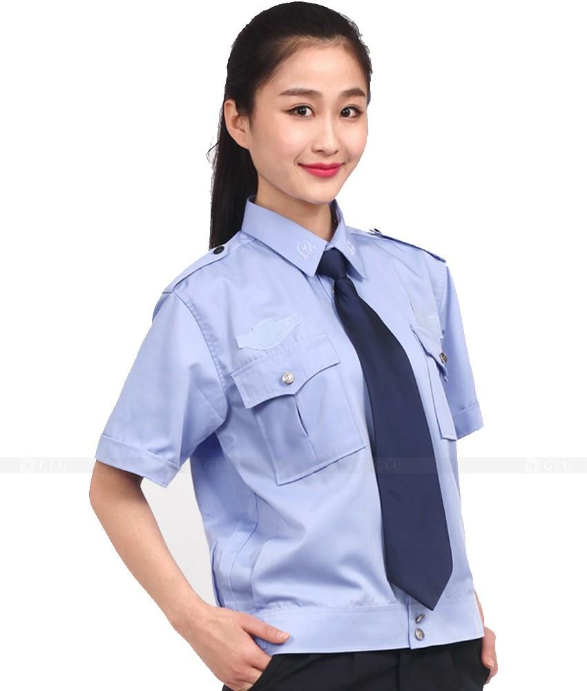 Dong Phuc Bao Ve GLU GL99