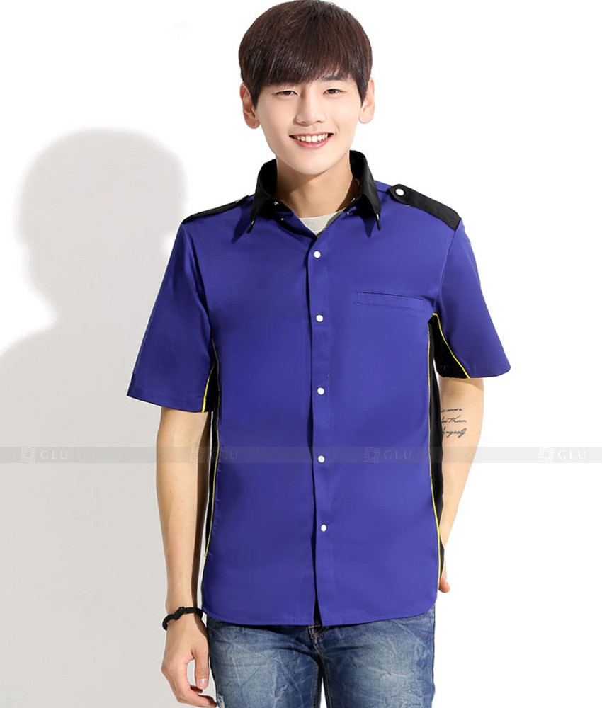 Dong Phuc Cong So Nam GS162