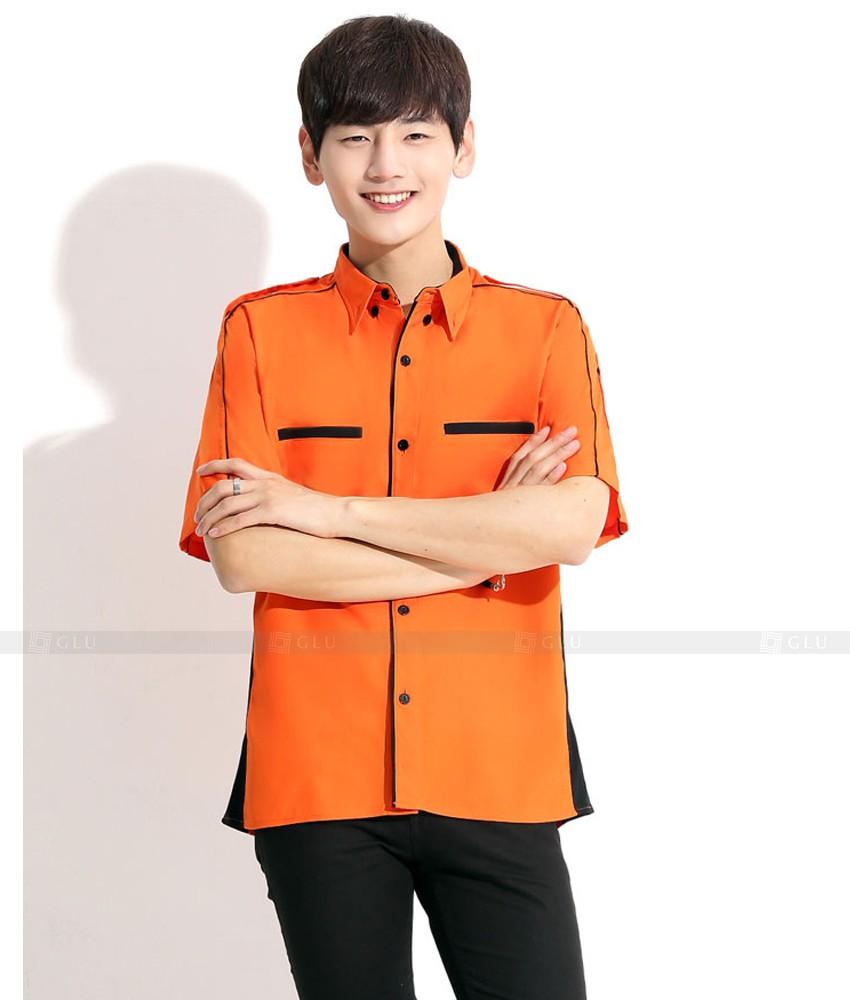 Dong Phuc Cong So Nam GS163