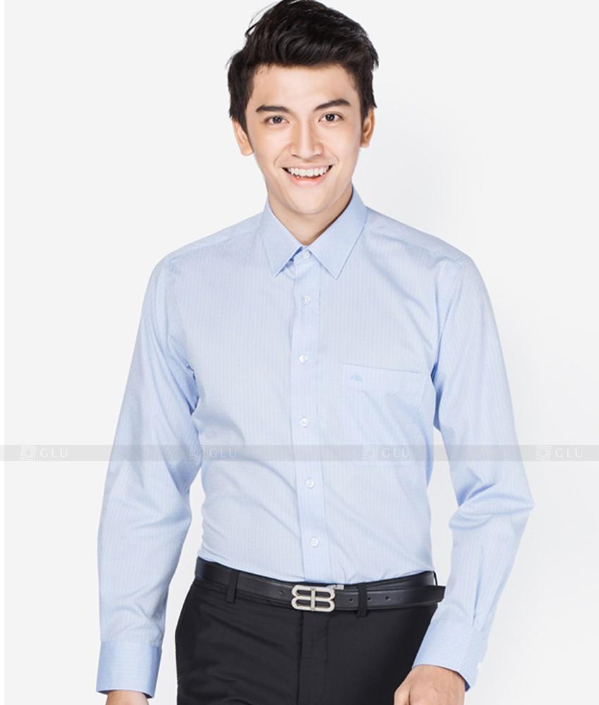 Dong Phuc Cong So Nam GS185