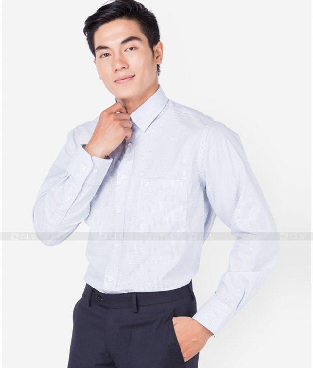 Dong Phuc Cong So Nam GS207 đồng phục công sở nam