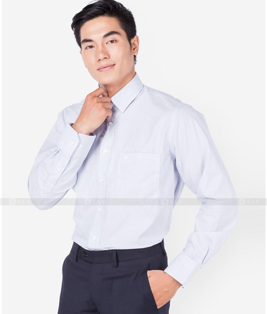 Dong Phuc Cong So Nam GS207