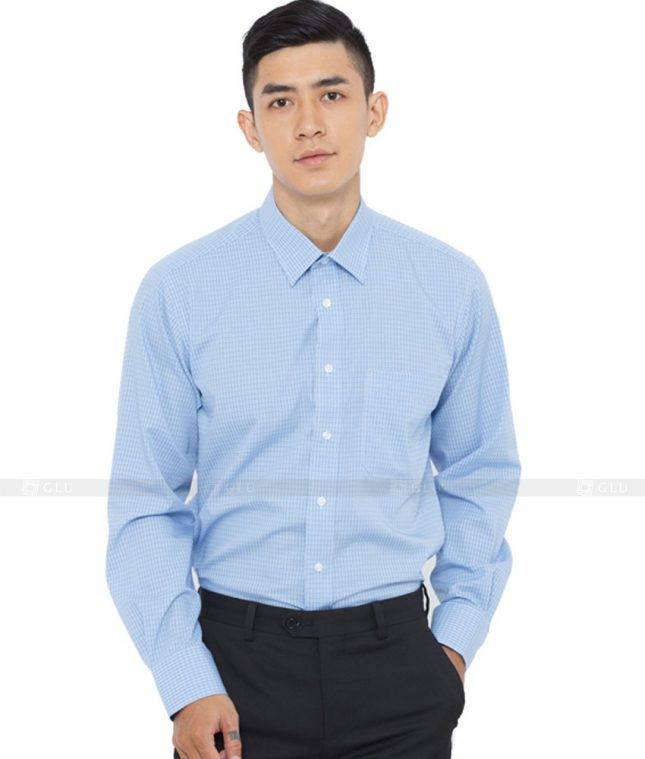 Dong Phuc Cong So Nam GS208 đồng phục công sở nam