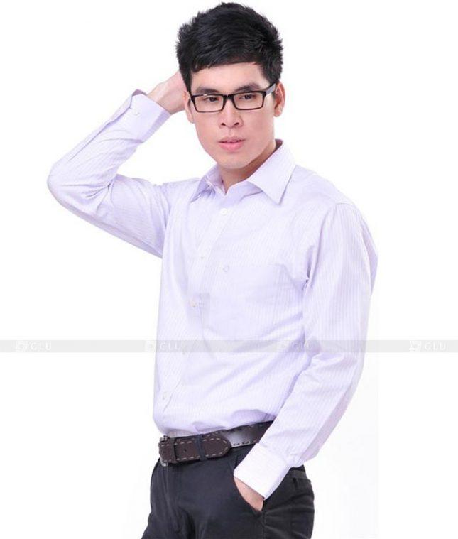 Dong Phuc Cong So Nam GS218 đồng phục công sở nam