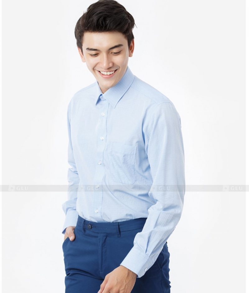 Dong Phuc Cong So Nam GS232