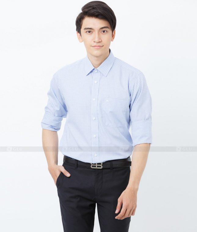 Dong Phuc Cong So Nam GS252 đồng phục công sở nam