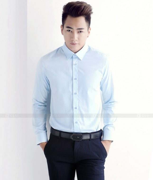 Dong Phuc Cong So Nam GS271 đồng phục công sở nam