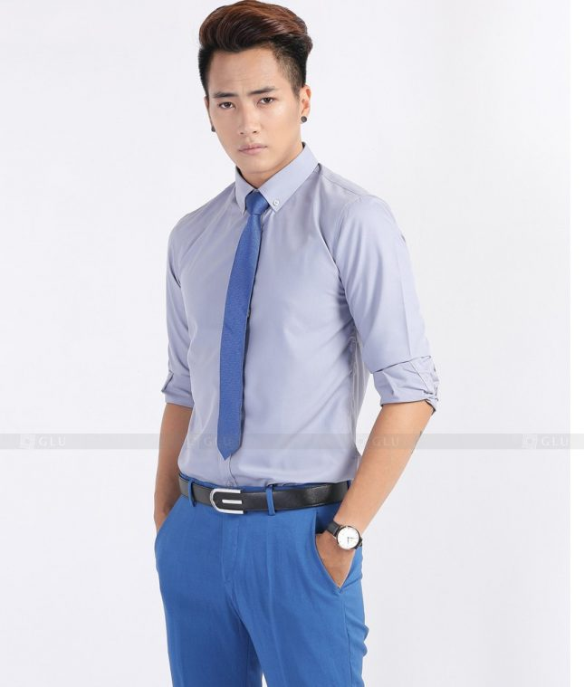 Dong Phuc Cong So Nam GS273 đồng phục công sở nam